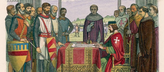 Was Magna Carta progressive?
