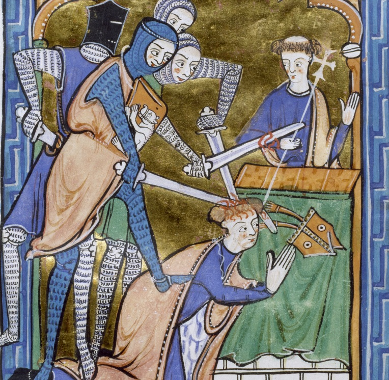 a history of friendship between thomas beckett and king henry ii The quarrel between a history of the  and thomas king attempted to wrest the unwilling beckett  friendship between king henry ii and thomas becket.